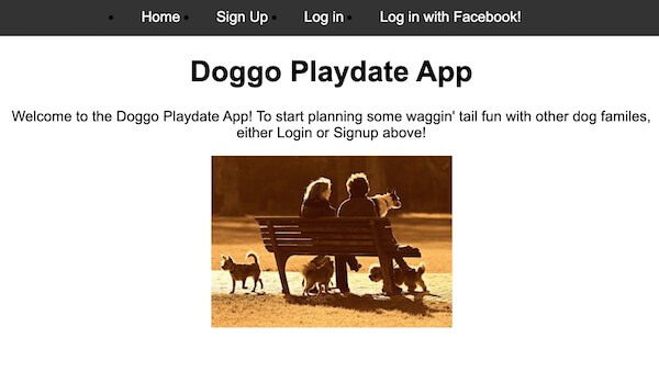 picture of Doggo Playdate project